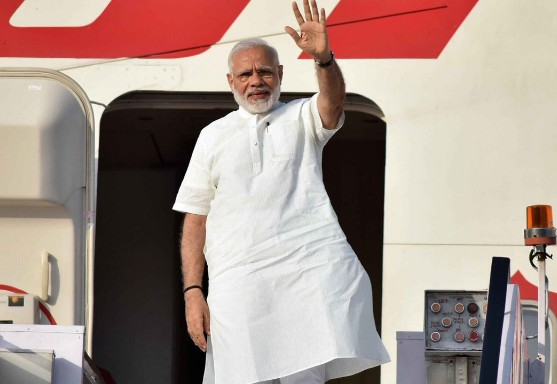 PM Narendra Modi leaves for three-nation tour of Portugal, US and The Netherlands