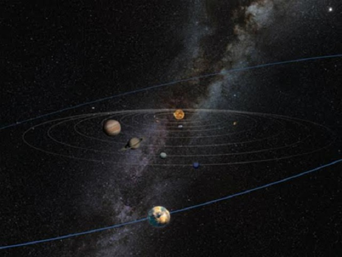 Researchers have found evidence of an unknown, Mars-sized planetary mass object