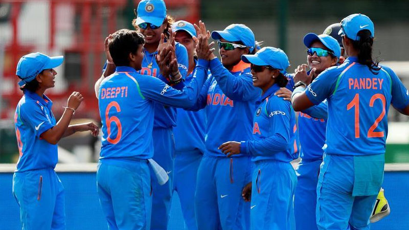 ICC Women World Cup: India beat England by 35 runs