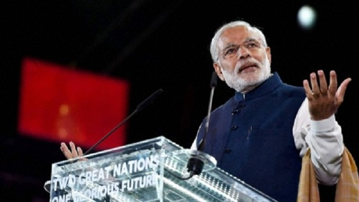 Prime Minister Narendra Modi promised of a developed India in their lifetime