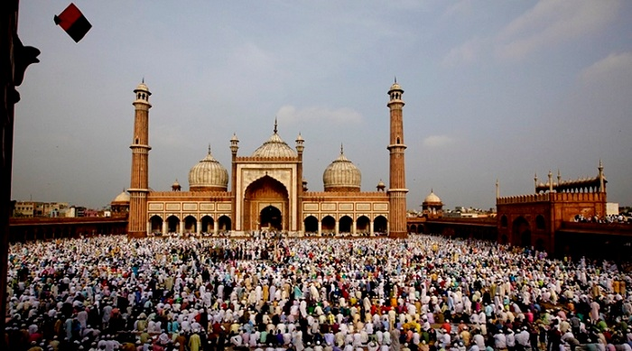 Narendra Modi greeted the nation on the occasion of Eid-ul-Fitr