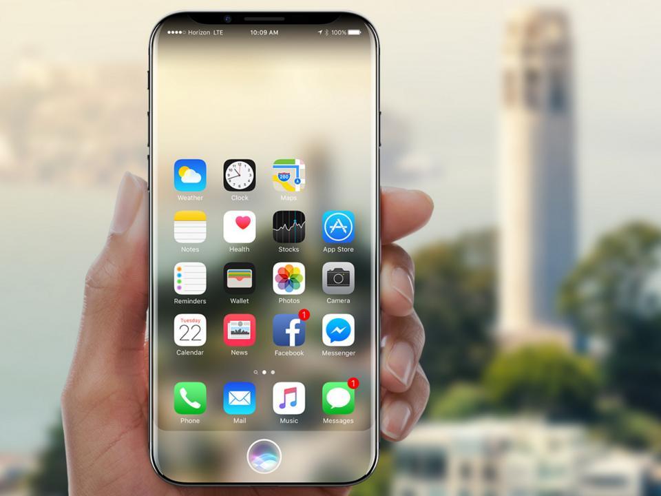 New Apple leak 'confirms' iPhone 8 design change