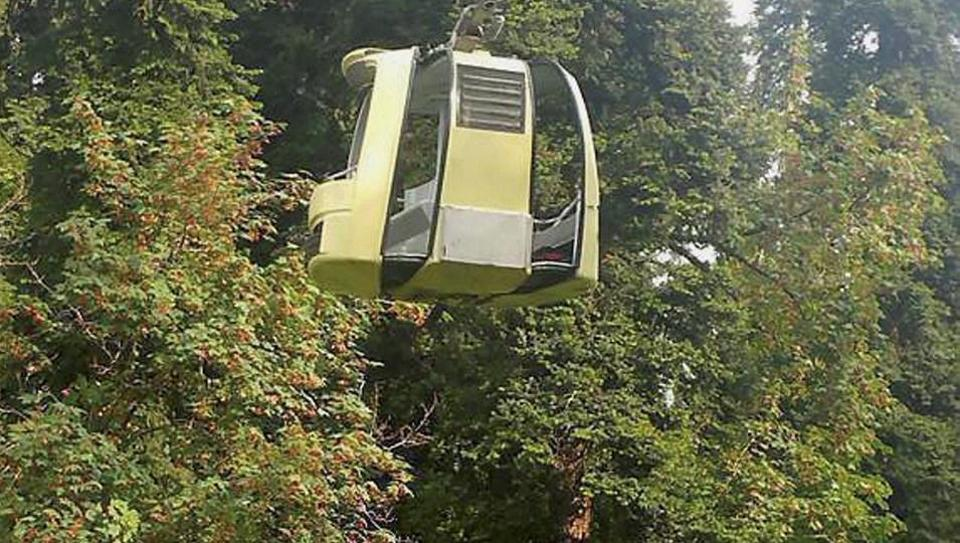 Gulmarg Cable Car Accident: 'Act of god', says operating company