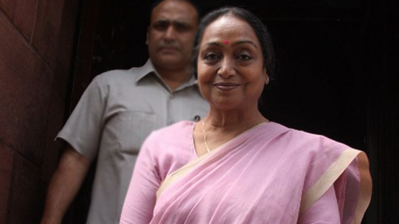 Presidential Polls: Meira Kumar to file nomination on Wednesday
