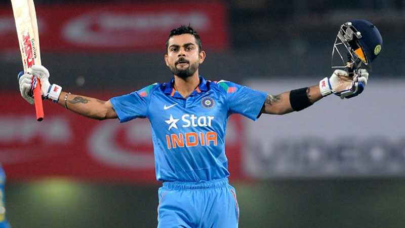 Virat Kohli most followed Indian sportsman on Facebook