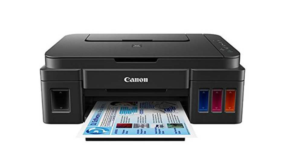 Canon PIXMA TS 3170 and PIXMA E 3170 printers with LCD display launched in India