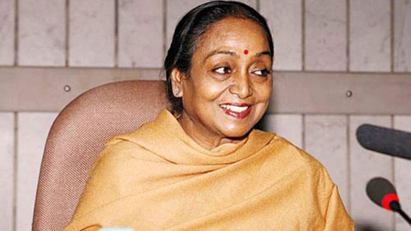 Ahead of Presidential election, Meira Kumar joins Twitter