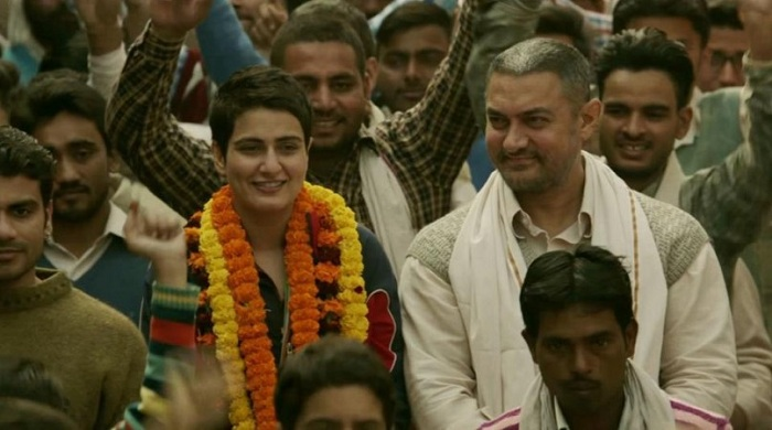 Dangal marked a total collection of Rs. 2000 crore worldwide