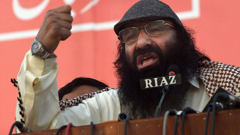 Pakistan lends support to 'global terrorist' Syed Salahuddin