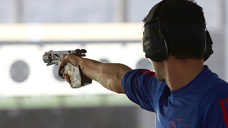 Indian shooters finish 2nd at junior World Championships
