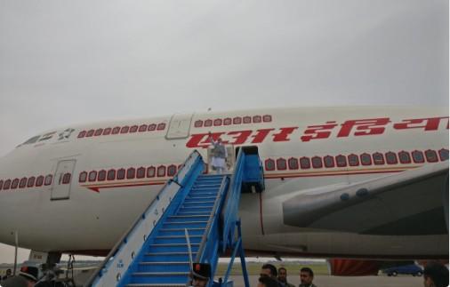 PM Narendra Modi returns from three-nation tour