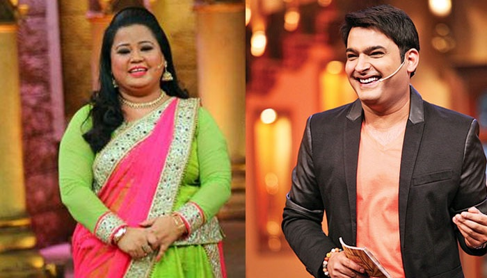 Bharti Singh was unhappy with her entry scene in The Kapil Sharma Show