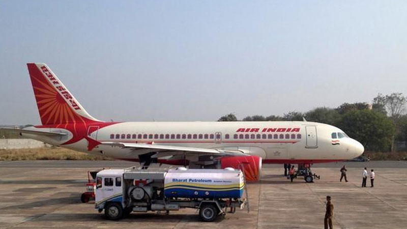 Indigo Airlines shows interest in buying Air India