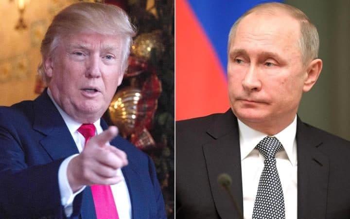 US President Donald Trump to meet with Vladimir Putin at G20 summit next week