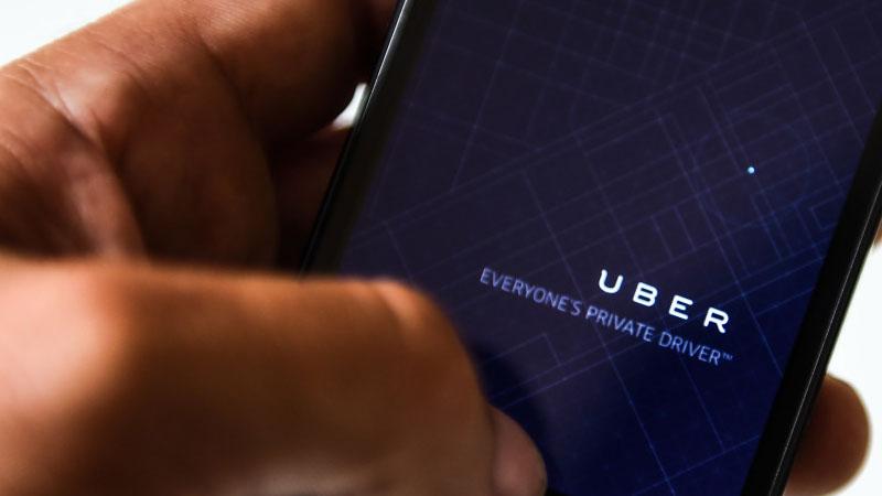 Uber touches five billion trips mark