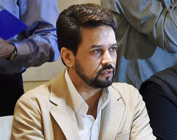 Supreme Court dropped contempt proceedings against Anurag Thakur