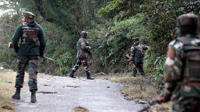 Tral gunfight: Security Forces kill three militants