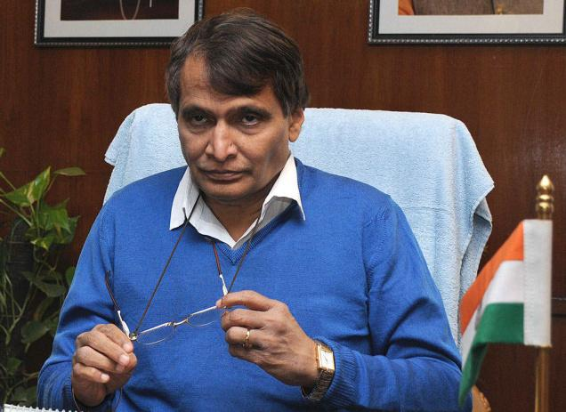 More solar powered coaches to be inducted in railway's fleet says Suresh Prabhu