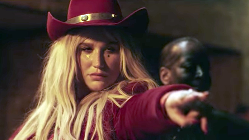Checkout Kesha's new song 'Woman' from album Rainbow