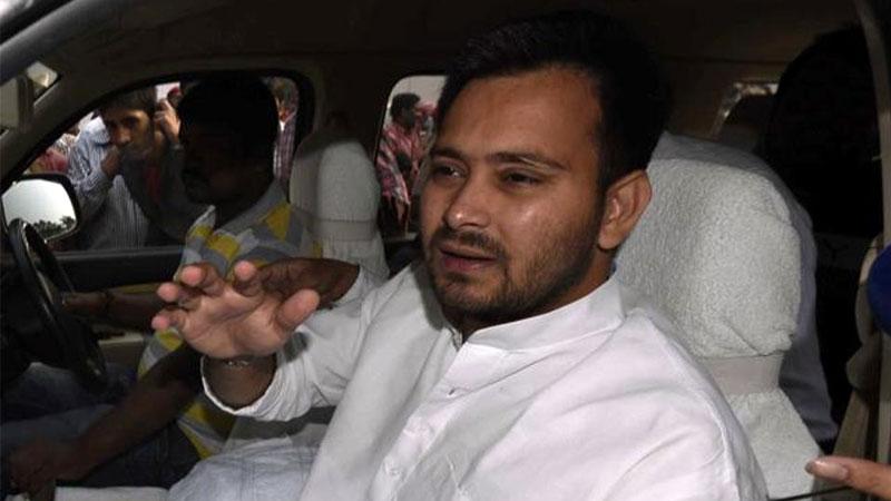 Tejashwi Yadav won't resign, says Lalu; RJD hits back