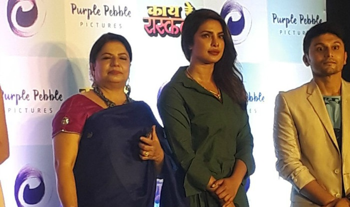 Priyanka Chopra skips the IIFA awards and stays with her family