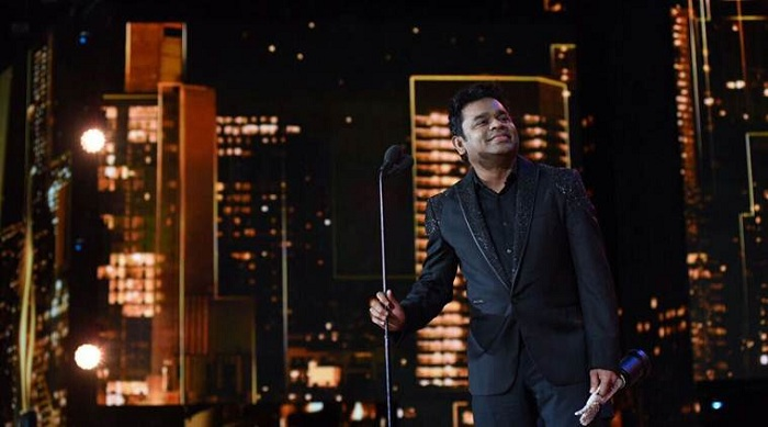 Recently A.R.Rahman  journey of 25 years was celebrated at IIFA Awards 2017