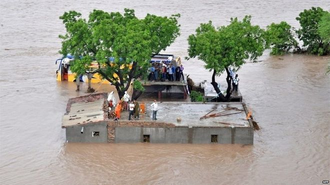 Indians among 130 million at risk of displacement by end of the century due to floods: Report
