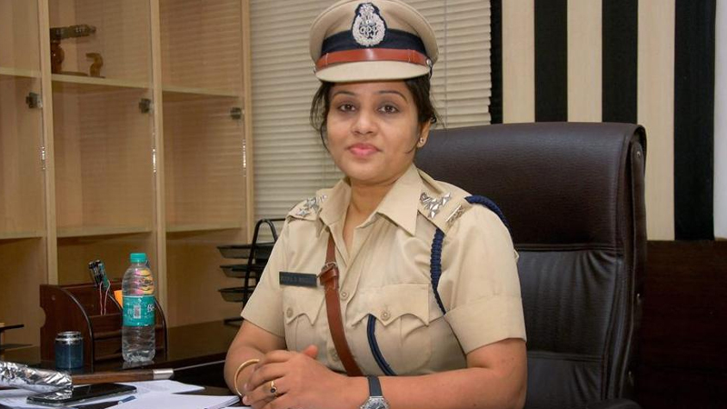 Karnataka government transfers DIG D Roopa to traffic department