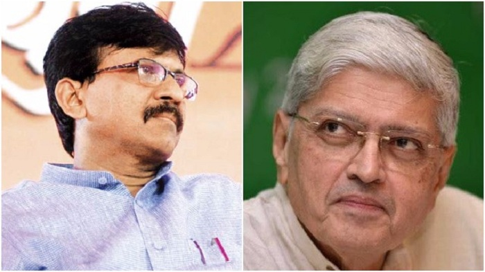 Sanjay Raut questioned opposition parties for Gopalkrishna Gandhi for the vice-presidential election