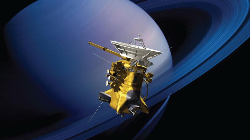 NASA's Cassini rover