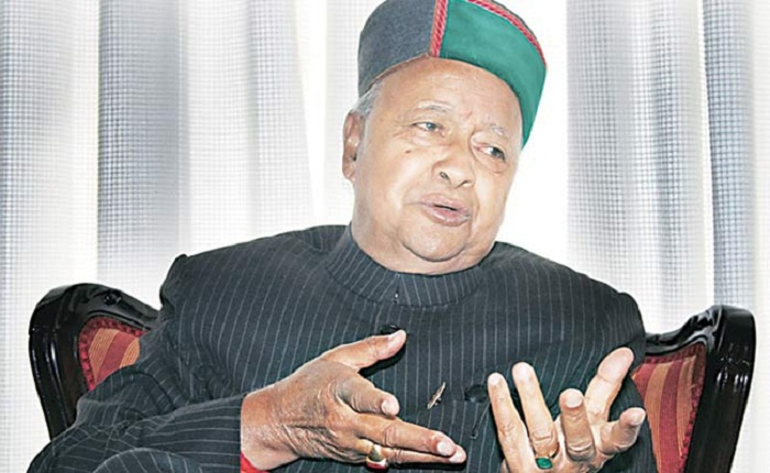Virbhadra Singh will distribute 10,260 laptops among meritorious students