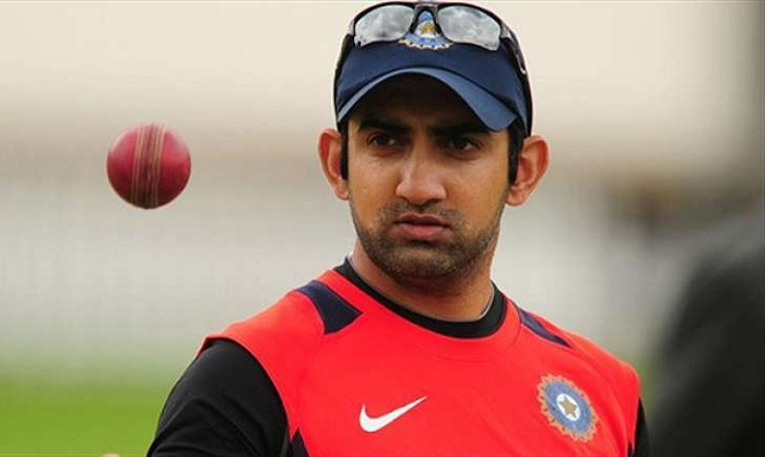 Gautam Gambhir joined a campaign to encourage people to donate organs