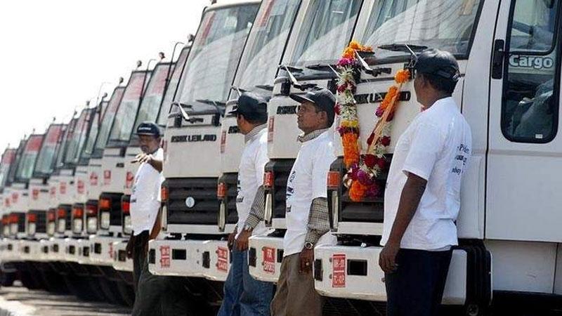Ashok Leyland sales