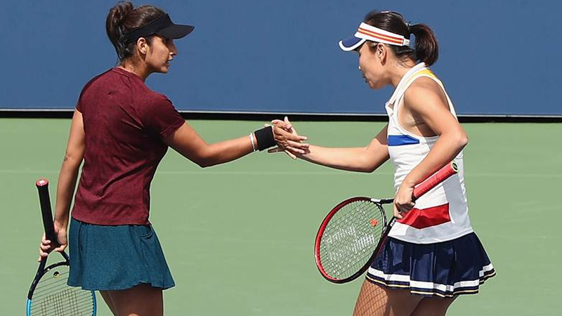 Sania Mirza enters US Open doubles semi finals