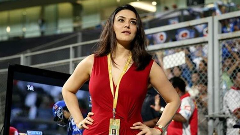Preity Zinta to own a franchise in S. Africa T20 league