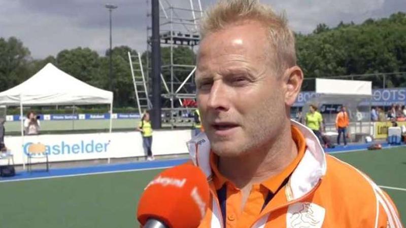 Women's hockey coach Marijne shifted to men's team