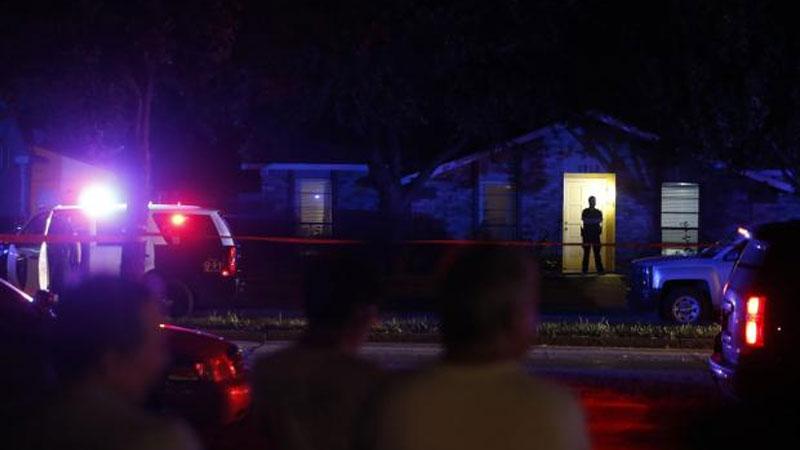 Shooting at house party in Texas kills 8, including gunman