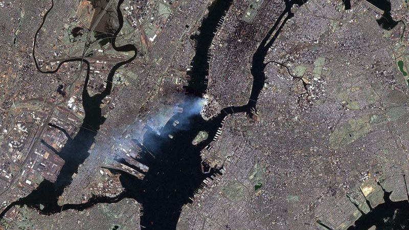 9/11 World Trade Centre Attack: NASA releases official images on 16th Anniversary