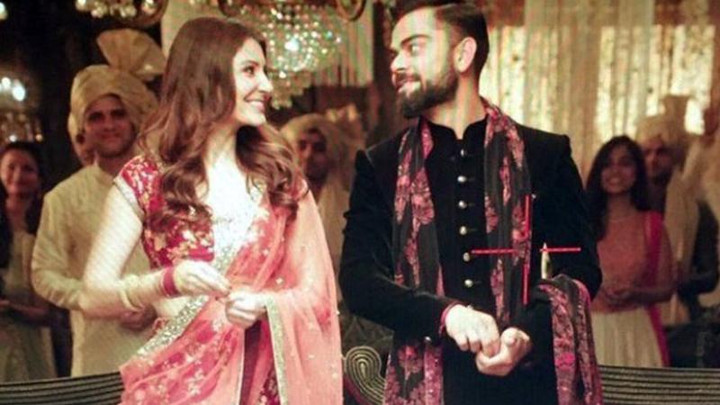 Anushka, Virat make a perfect couple in the latest ad shoot