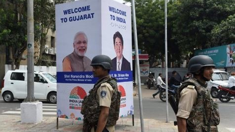 Shinzo Abe's Indian itinerary: From road show to Gujarati thali