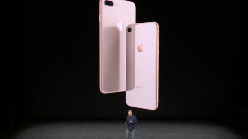 Apple launches iPhone X, iPhone 8, iPhone 8 plus and Apple watch series 3