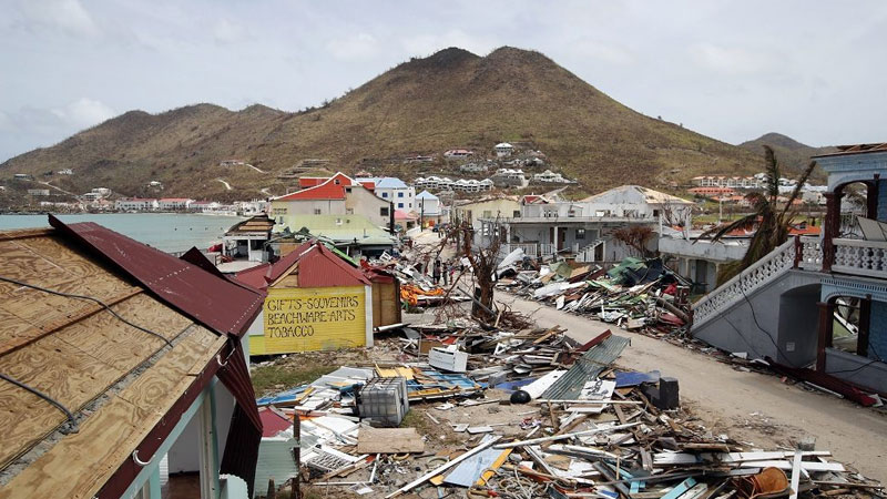 Hurricane Irma: 110 Indians evacuated from Sint Maarten