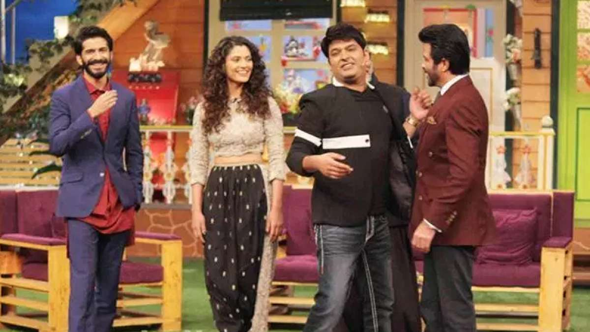 Anil Kapoor takes 'Mirzya' to The Kapil Sharma show