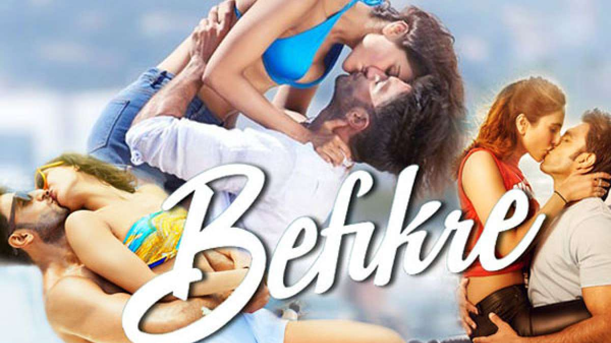Befikre official trailer released - Ranveer Singh and Vaani Kapoor go for crazy and carefree love
