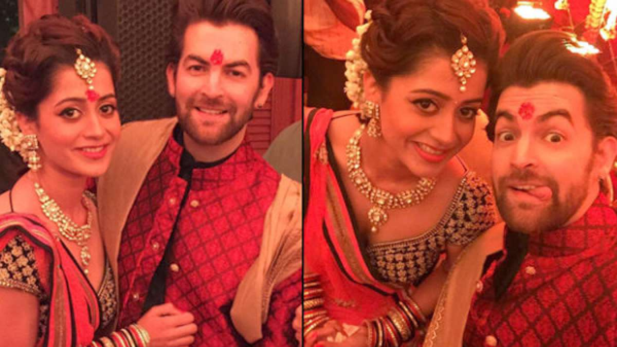 Neil Nitin Mukesh gets engages with Rukmini Sahay