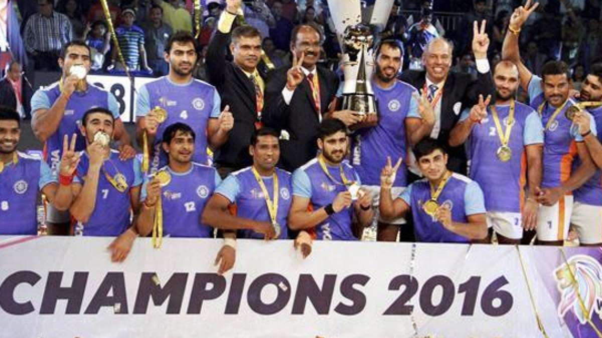 India lift Kabaddi World Cup for the third time, beat Iran
