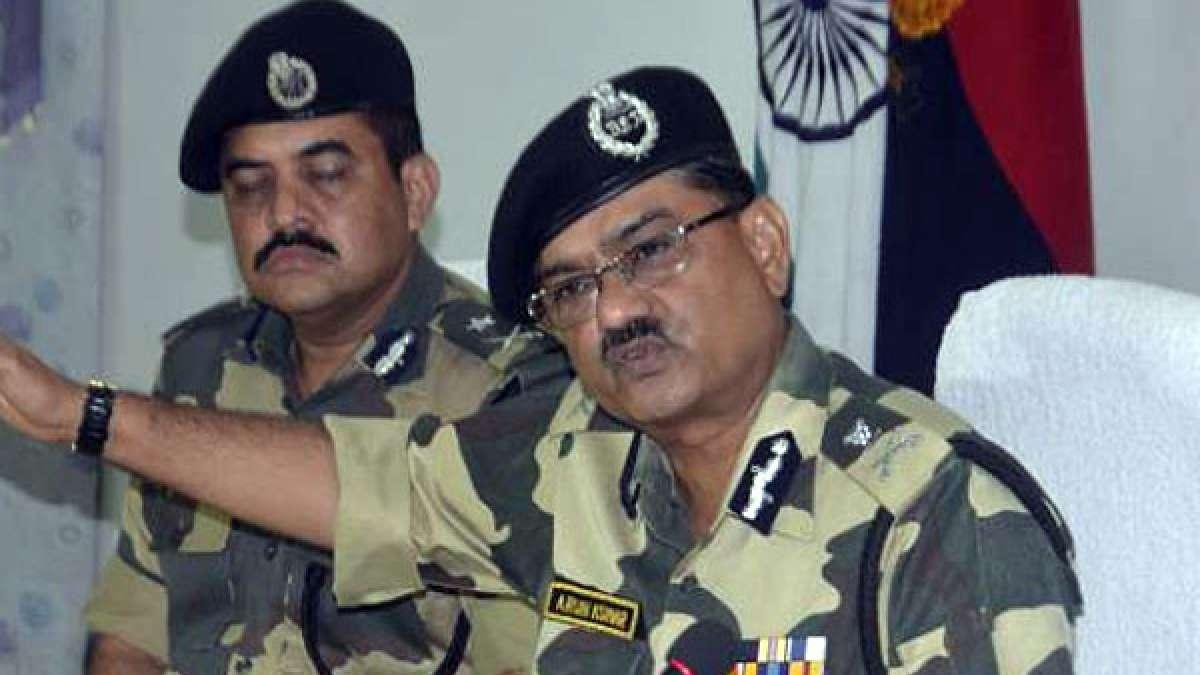 BSF additional director general Arun Kumar issues warning for Pakistan