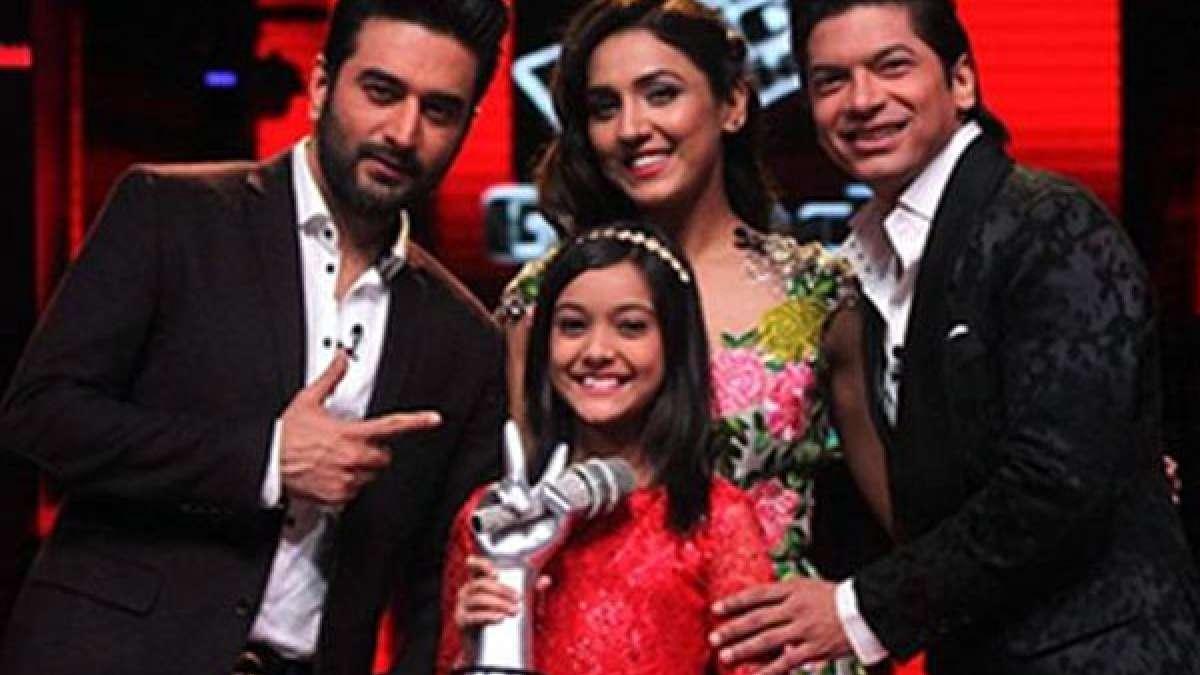 Nishtha Sharma from Uttar Pradesh wins The Voice India kids show