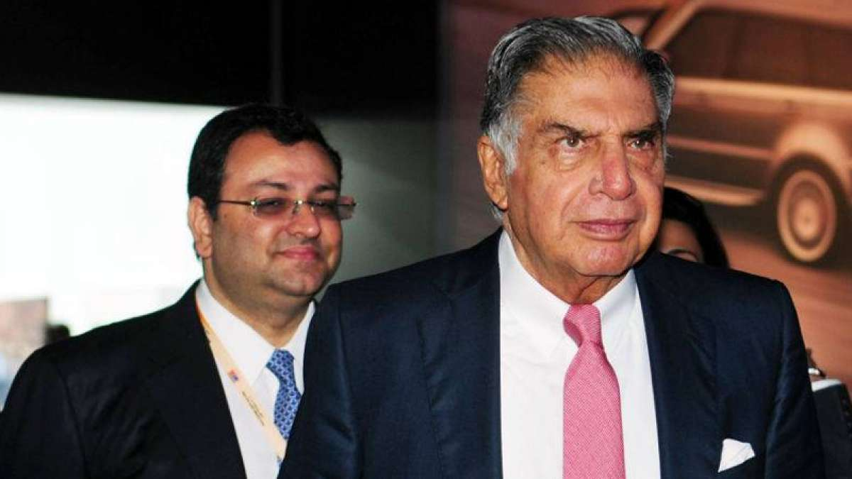Ratan Tata replaces Cyrus Mistry as interim head of Tata Sons