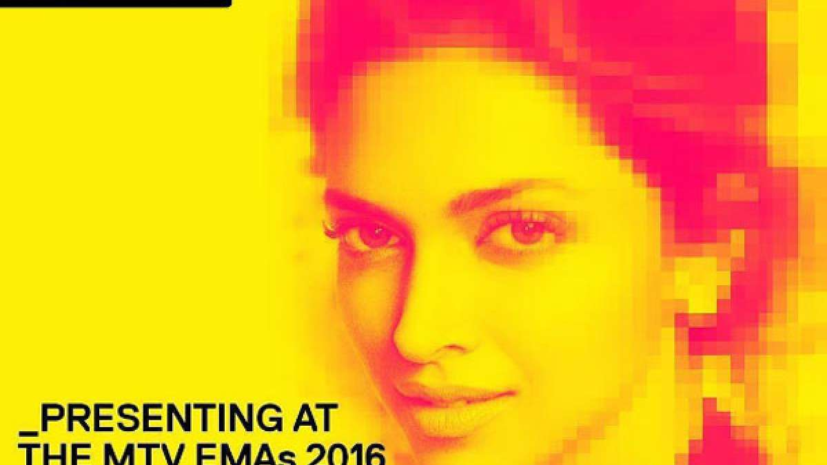 Bollywood actress Deepika Padukone to be a presenter at MTV Europe Music Awards